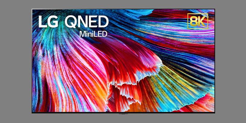 LG QNED Mini LED /materiały prasowe