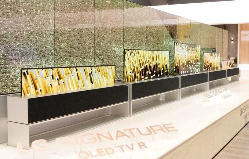 LG Signature OLED R /INTERIA.PL