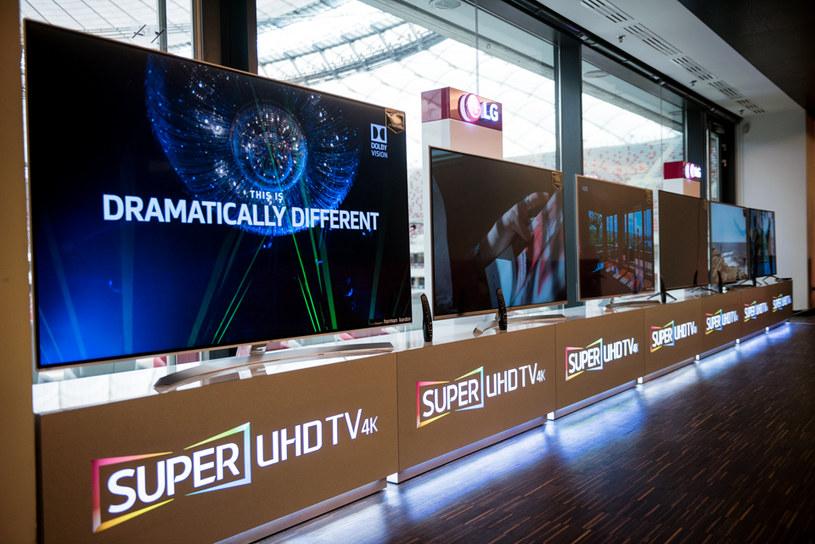 LG Super UHD 4K /materiały prasowe