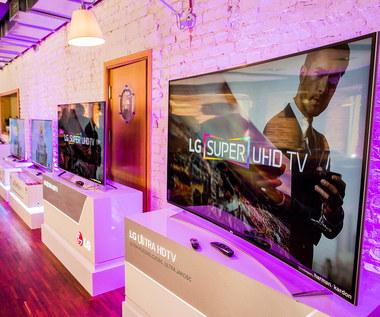 LG SUPER UHD - nowa generacja telewizorów