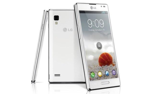 LG Swift L9 w bieli /materiały prasowe