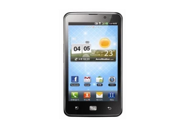 LG Swift LTE - pierwszy smartfon HD z technologią 4G /materiały prasowe