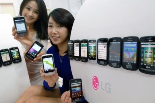LG Swift Plus LG P500 - kolejny Android 2.2 /materiały prasowe