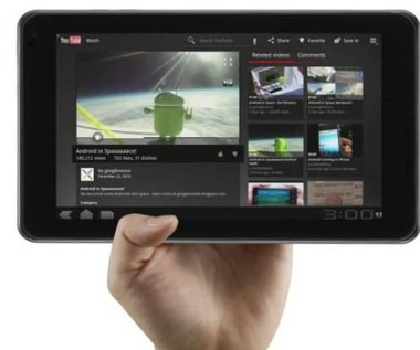 LG Swift TAB - tablet trójwymiarowy