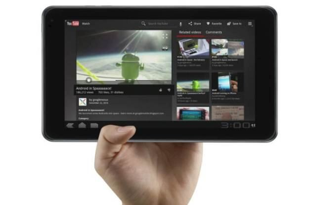 LG Swift TAB - trójwymiarowy tablet od LG /materiały prasowe
