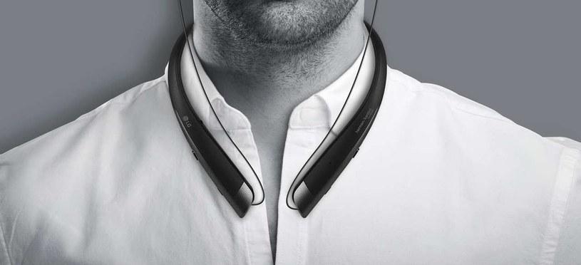 LG  Tone Platinum SE /materiały prasowe
