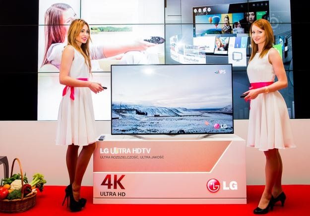 LG UB850V - polska premiera /materiały prasowe
