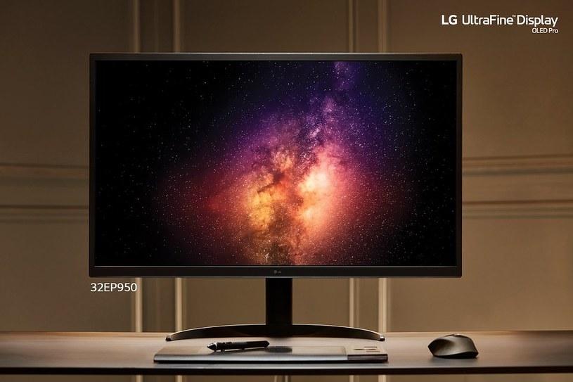 LG UltraFine /materiały prasowe