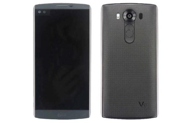 LG V10.  Fot. TENAA /materiały prasowe