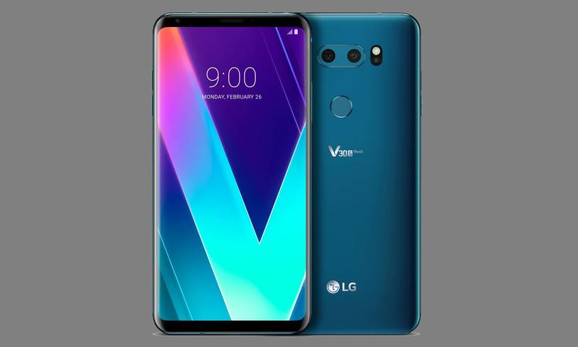 LG V30S ThinQ /materiały prasowe