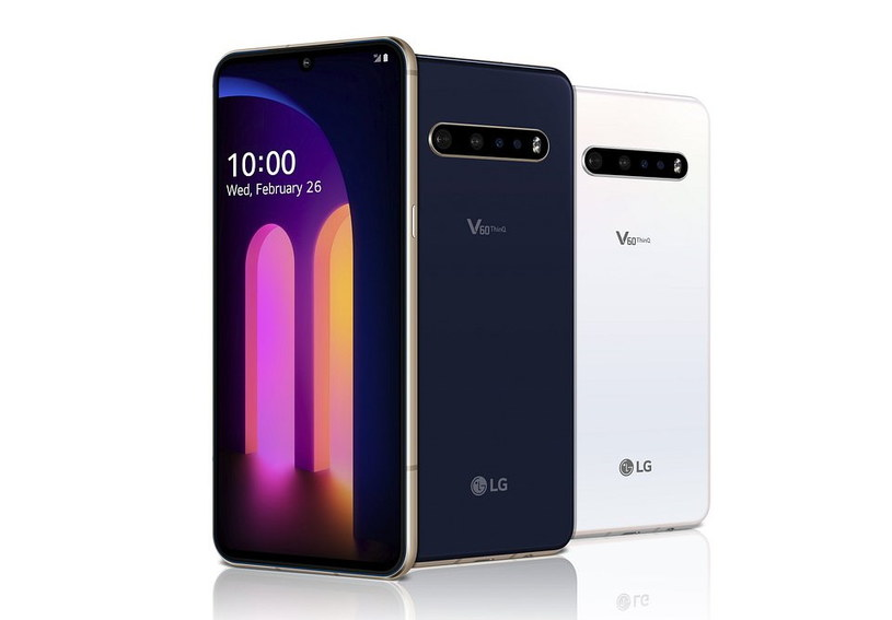 LG V60 ThinQ 5G /materiały prasowe