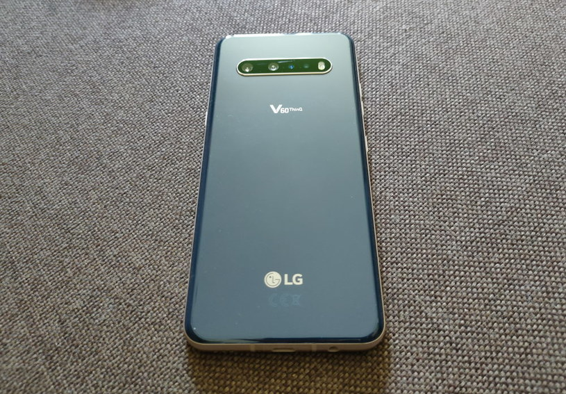 LG V60 ThinQ 5G /INTERIA.PL