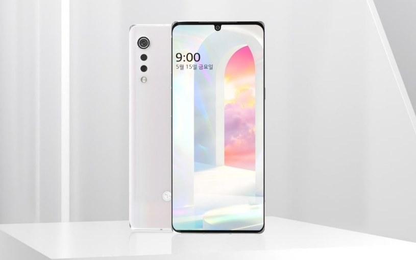 LG Velvet to nowy smartfon producenta /materiały prasowe