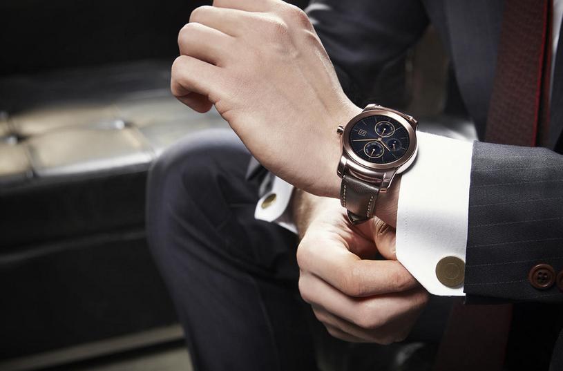 LG Watch Urban /materiały prasowe