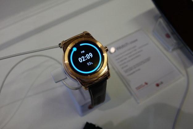 LG Watch Urbane i Urbane LTE /INTERIA.PL