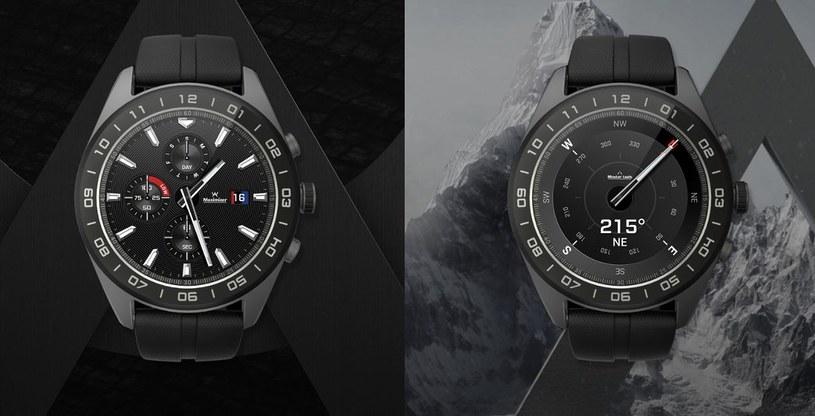 LG Watch W7 /materiały prasowe