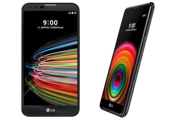 LG X mach i LG X power /materiały prasowe