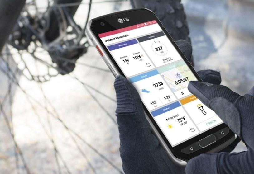 LG X Venture póki co będzie dostępny tylko w Stanach Zjednoczonych /materiały prasowe