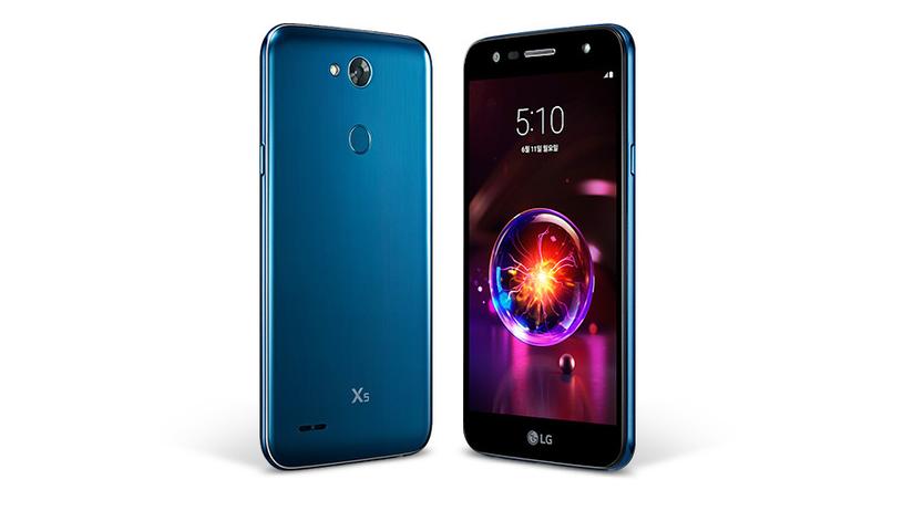 LG X5 2018 /materiały prasowe