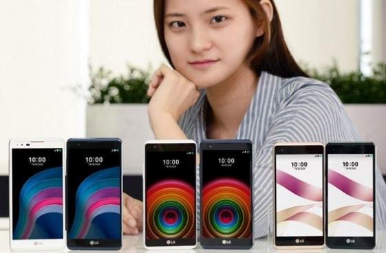LG X5 i X Skin nie różnią się wiele od pozostałych modeli z linii X /materiały prasowe
