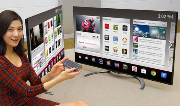 LG zapowiedziało nowe telewizory, które zadebiutują w 2013 roku - mają to być prawdziwie multimedialne urządzenia /materiały prasowe
