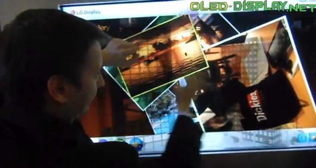 LG zaprezentowało 47-calowe, półprzeźroczyste ekrany LCD /materiały prasowe
