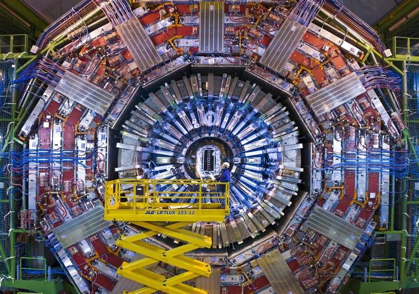 LHC ponownie dokonał wielkiego odkrycia? /materiały prasowe