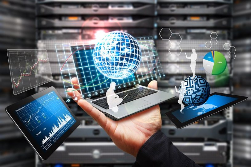 Li-Fi przesyła dane z prędkością 1 GB na sekundę /123RF/PICSEL