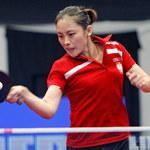 Li Qian mistrzynią Europy w tenisie stołowym