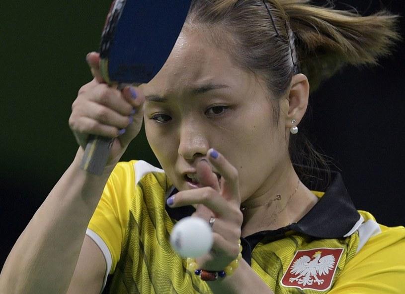 Li Qian z Enea Siarki Tarnobrzeg /AFP