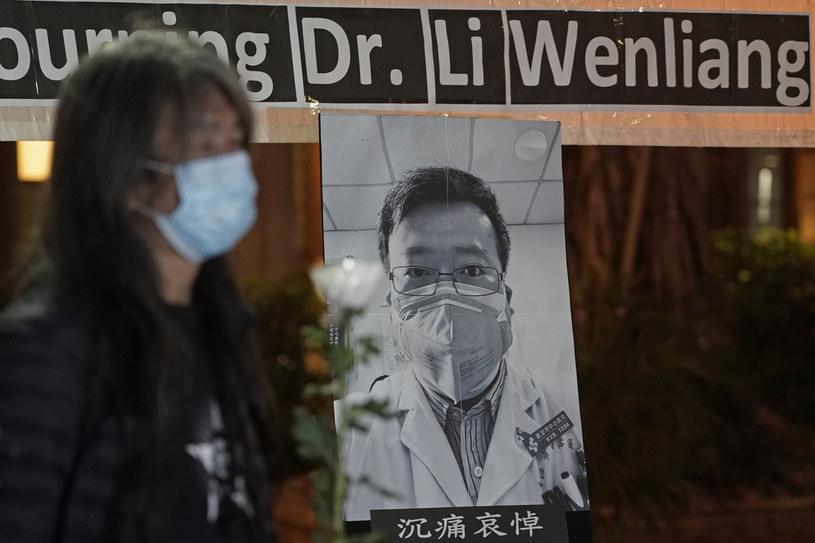 Li Wenliang /AP Photo/Kin Cheung /East News