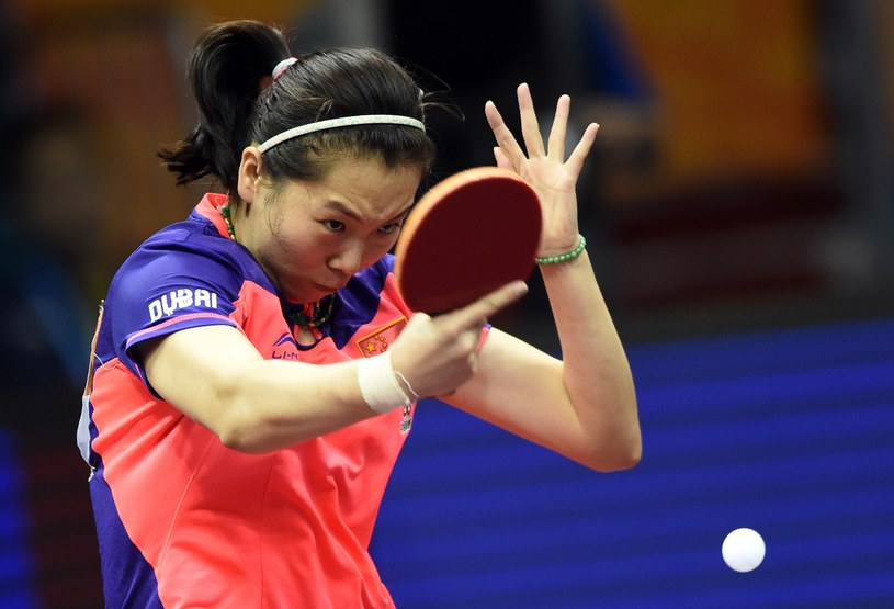 Li Xiaoxia /AFP