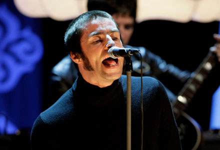 Liam Gallagher (Oasis) fot. Florian Seefried /Getty Images/Flash Press Media