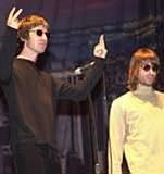 Liam i Noel Gallgherowie /