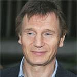 Liam Neeson jako Abraham Lincoln
