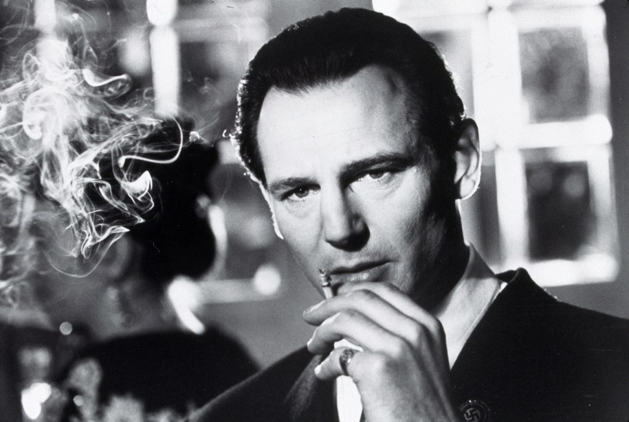 Liam Neeson jako Oskar Schindler /PAP/Photoshot /PAP/EPA