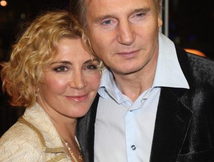 Liam Neeson odziedziczył majątek Natashy Richardson - fot. Chris Jackson /Getty Images/Flash Press Media