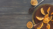 Libańskie ciasto pomarańczowe