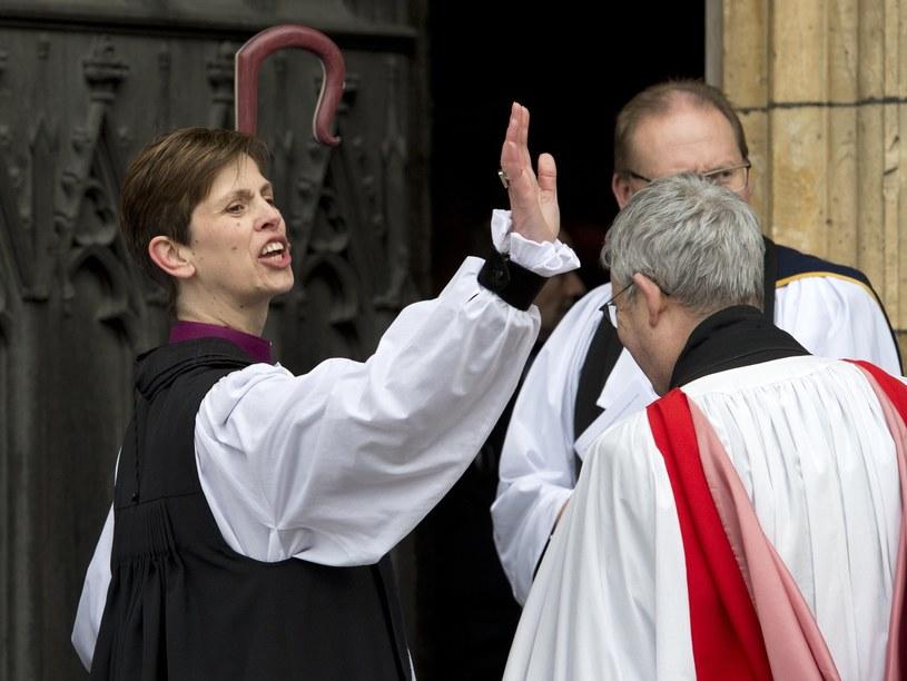 """Libby Lane powtarza: """"Bóg wierzy w ciebie, niezależnie od tego, czy ty wierzysz w niego"""" /East News"""