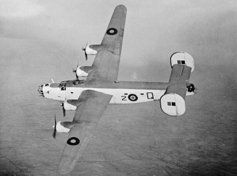 Liberator GR.V ze składu 86 dywizjonu RAF w 1943 roku /CC BY-SA 4.0 /domena publiczna