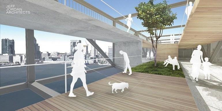 Liberty Bridge ma mieć 1,5 km długości /materiały prasowe