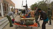 Libia: NATO przyznaje, że zbombardowało powstańcze czołgi