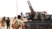Libia: Oddziały rządowe zajęły część bastionu IS