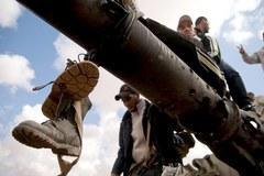 Libia: Pobojowisko po francuskim nalocie