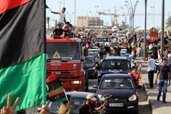 Libia świętuje po śmierci dykatora