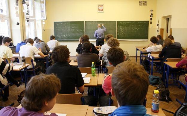 Licea przestaną być ogólnokształcące, a staną się specjalistyczne, fot. Przemyslaw Getka /Reporter