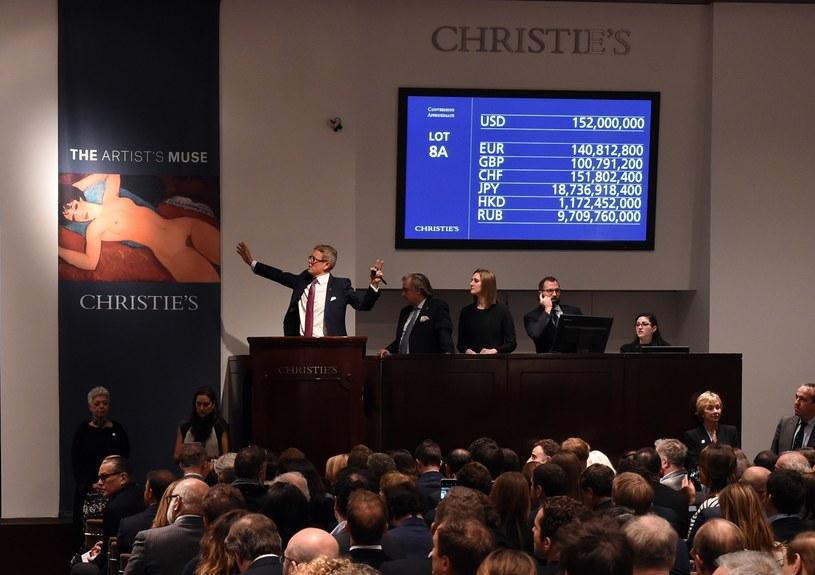 Obraz Modiglianiego Sprzedany Za Rekordową Kwotę Licytacja