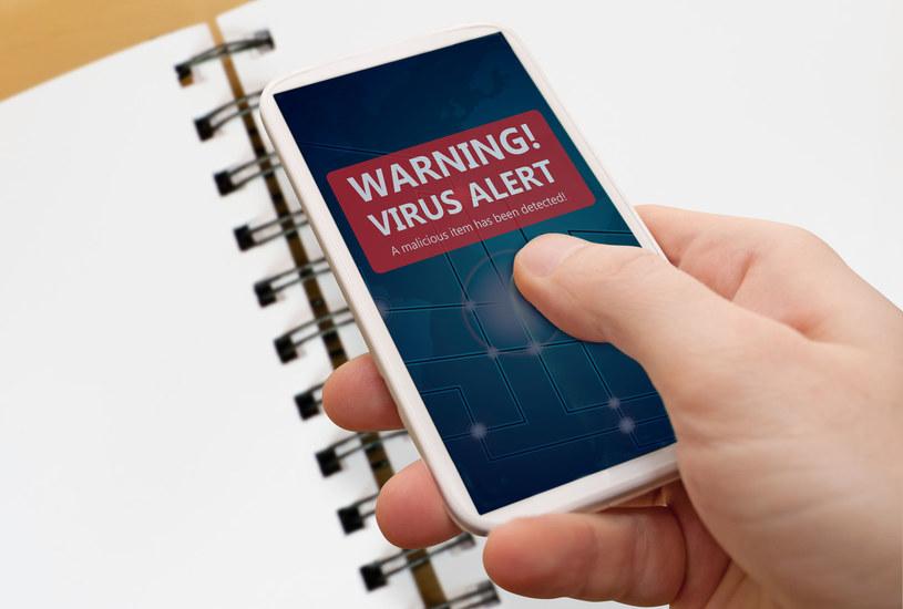 Liczba ataków na użytkowników mobilnego sprzętu tylko rośnie /123RF/PICSEL