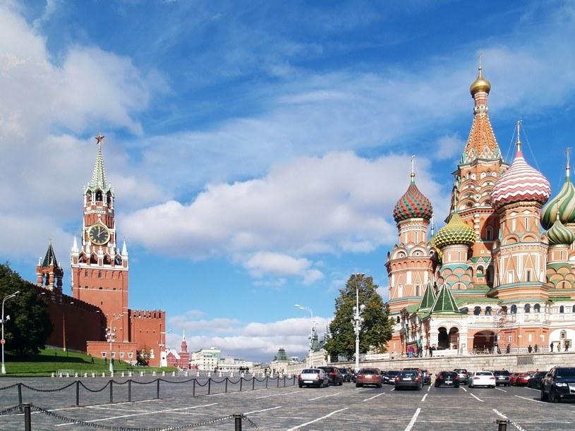 Liczba mieszkańców Moskwy rośnie /123RF/PICSEL