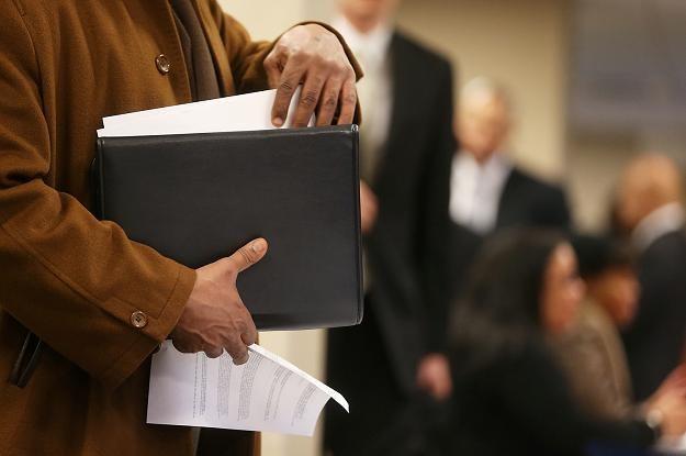 Liczba nowych bezrobotnych w USA spadła o 5 tysięcy /AFP